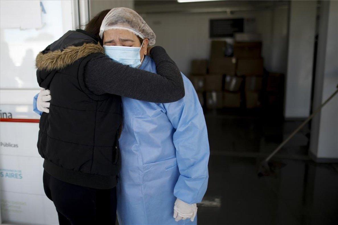COVID-19 en La Pampa: Hay 1.057 casos activos, 11.555 aislados, 50 pacientes internados y 27 fallecidos desde el inicio de la pandemia