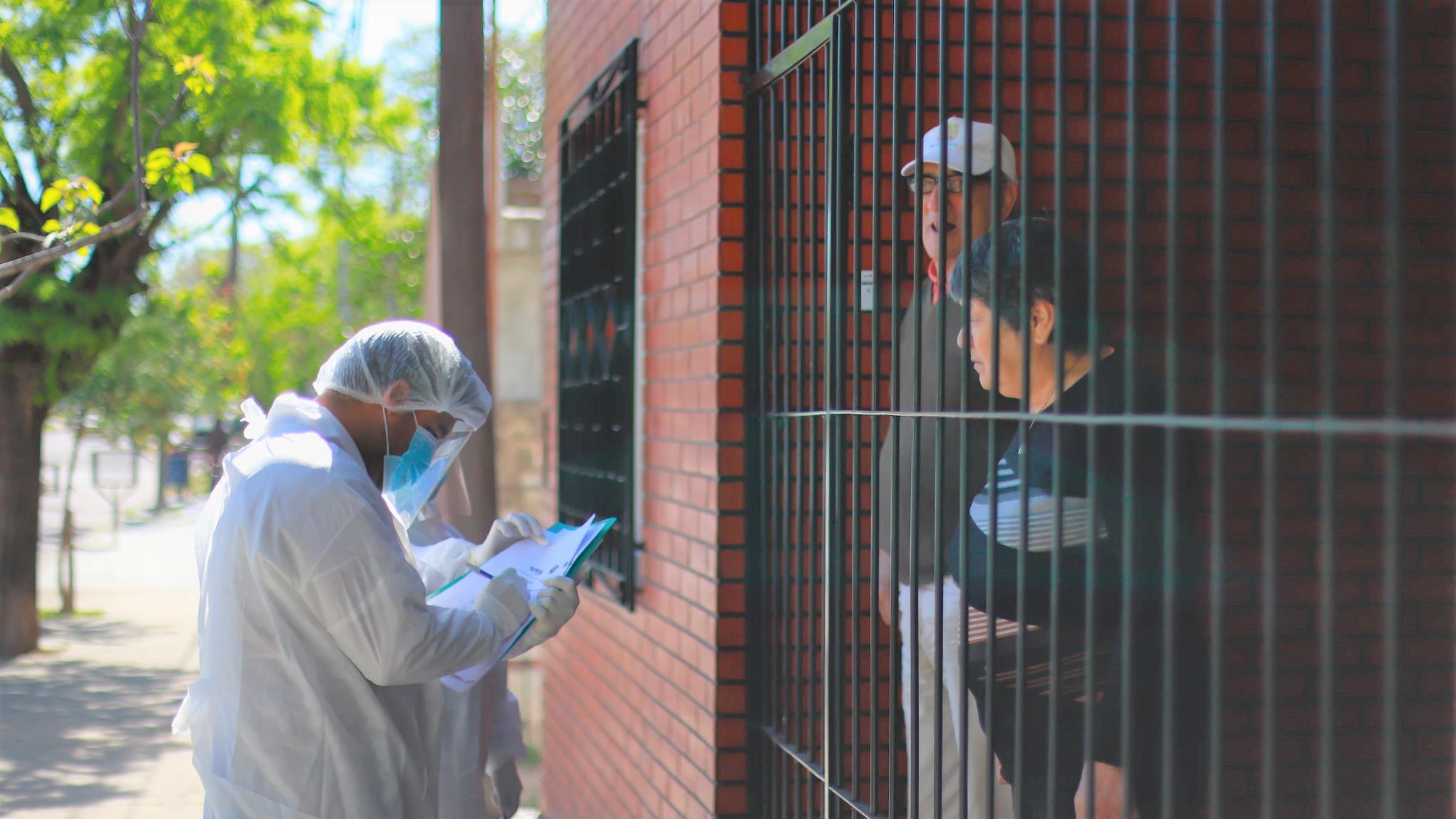 Coronavirus La Pampa: Hoy se detectaron 91 nuevos casos y hay 5.641 personas aisladas