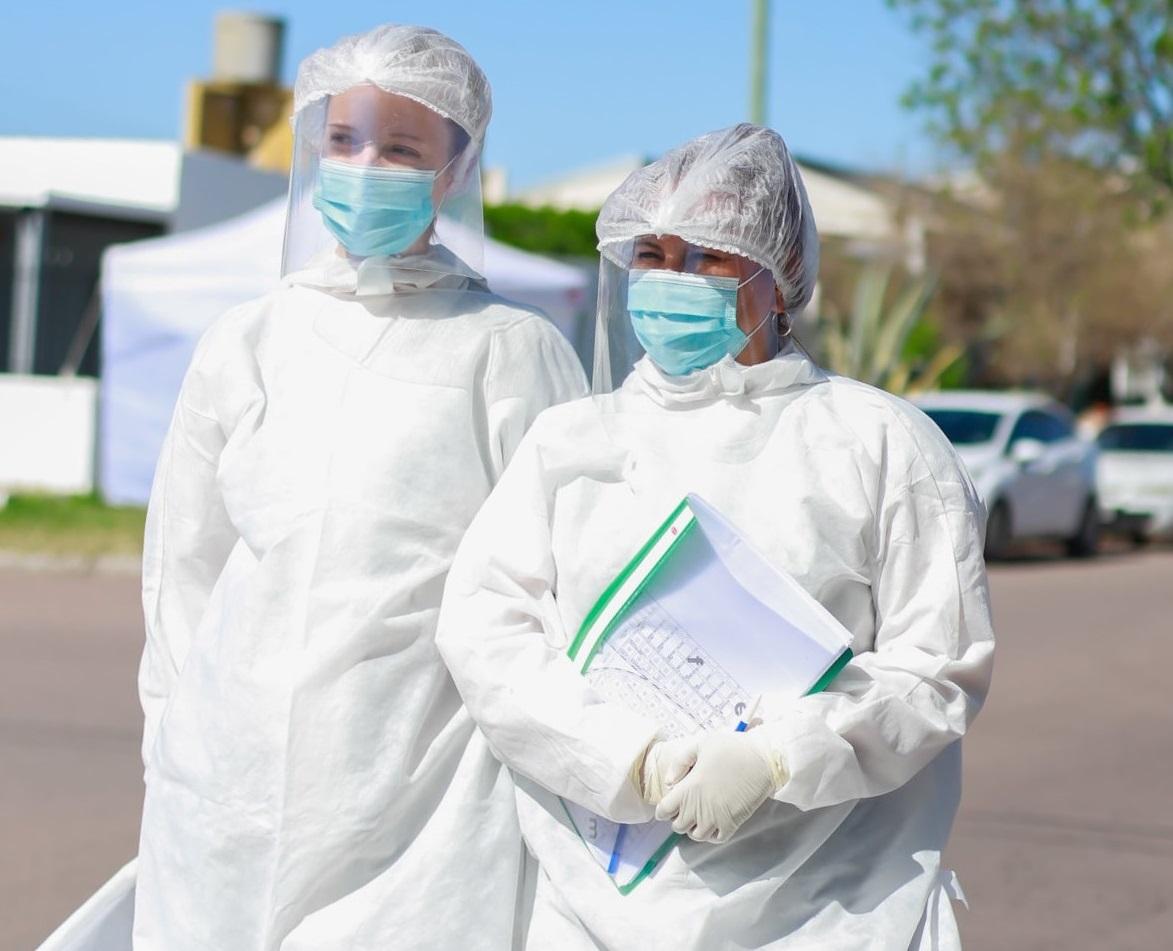 Coronavirus La Pampa: Hoy se detectaron 102 nuevos casos, 25 de ellos en General Pico