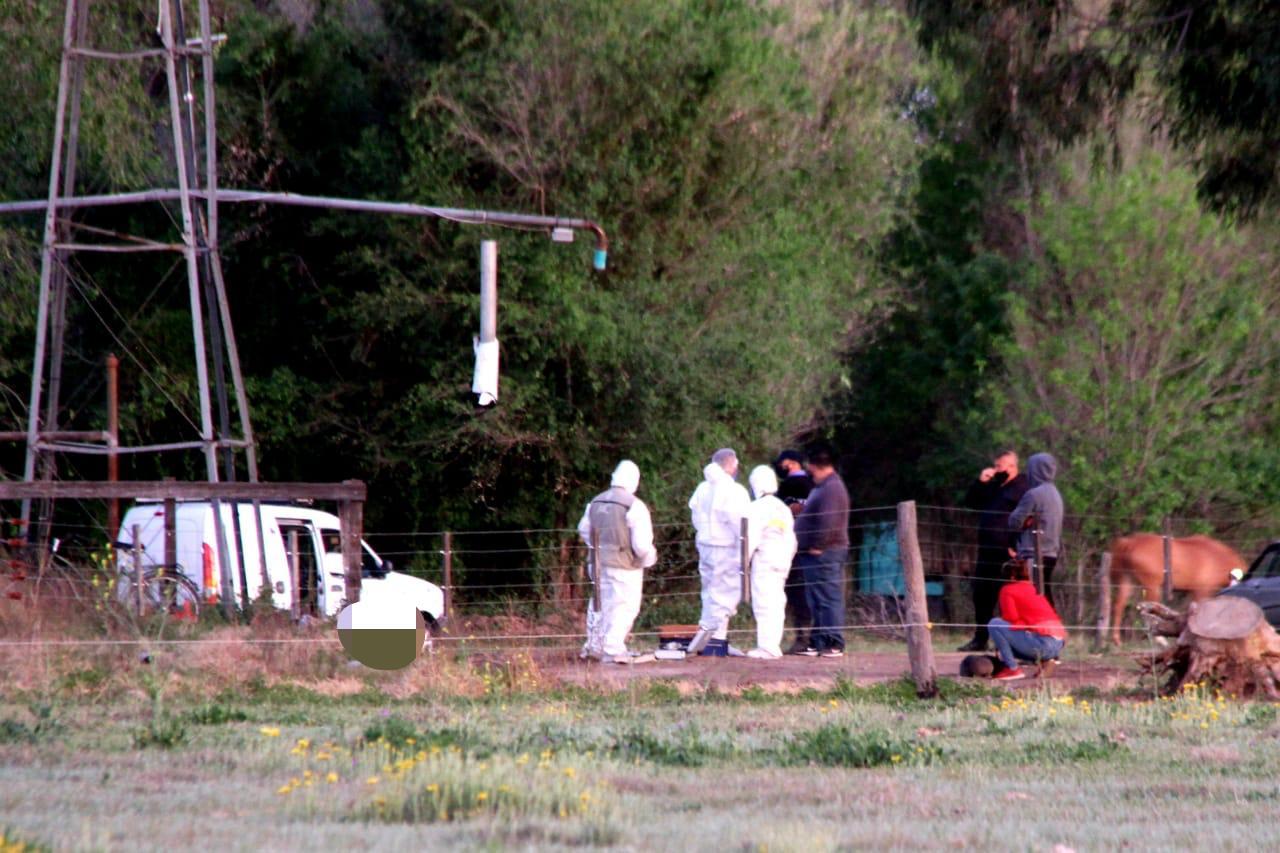 Encontraron un hombre muerto en el predio de La Rural de General Pico