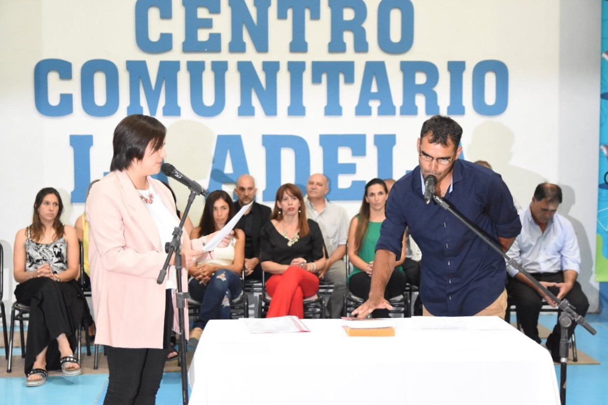 La Adela: El intendente Barrionuevo se encuentra aislado y quedará a cargo del Ejecutivo el viceintendente por diez días