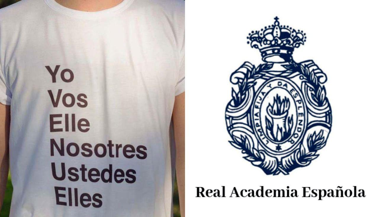 """El, ella y """"elle"""": el pronombre que la Real Academia estudia incorporar al idioma"""