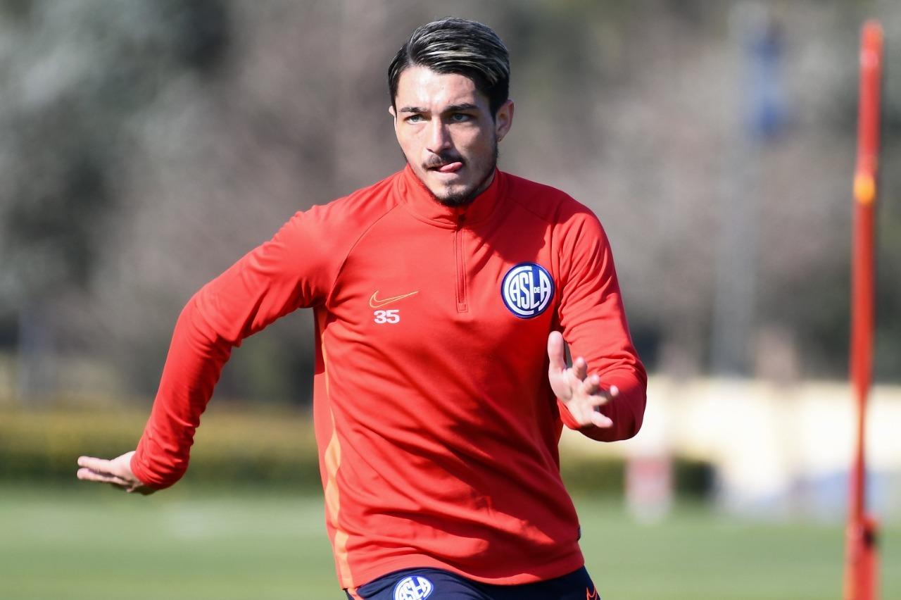 El piquense Matías Palacios dio positivo de Coronavirus y se pierde el partido ante Aldosivi de Mar del Plata