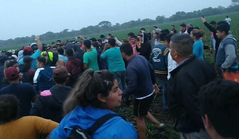 Conmoción en Tucumán: vecinos encontraron al sospechoso del femicidio de Abigail y lo mataron a golpes
