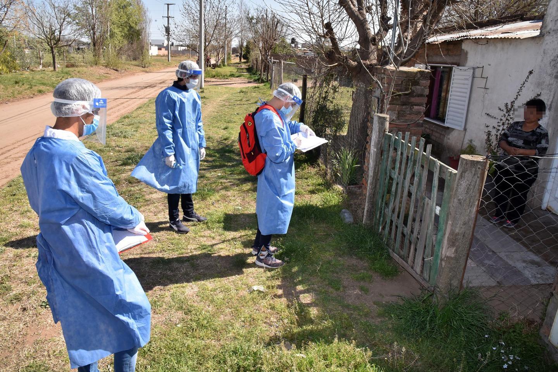 COVID-19: A raíz de la aparición de casos en Winifreda, diseñan una estrategia para frenar la diseminación del virus