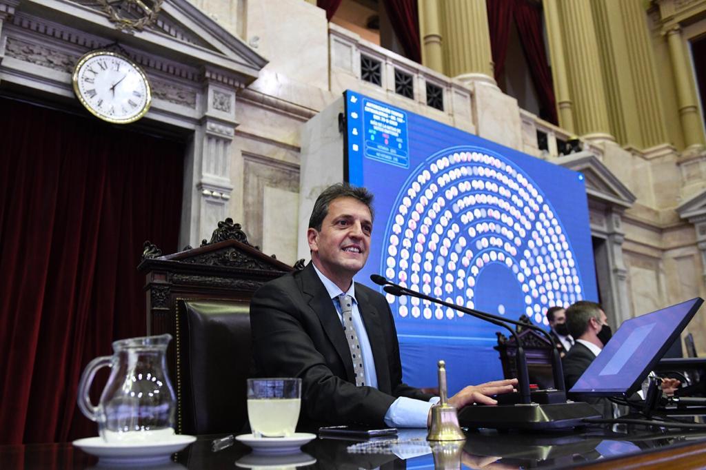 Massa convocó a un Congreso del Frente Renovador para ampliar el diálogo político