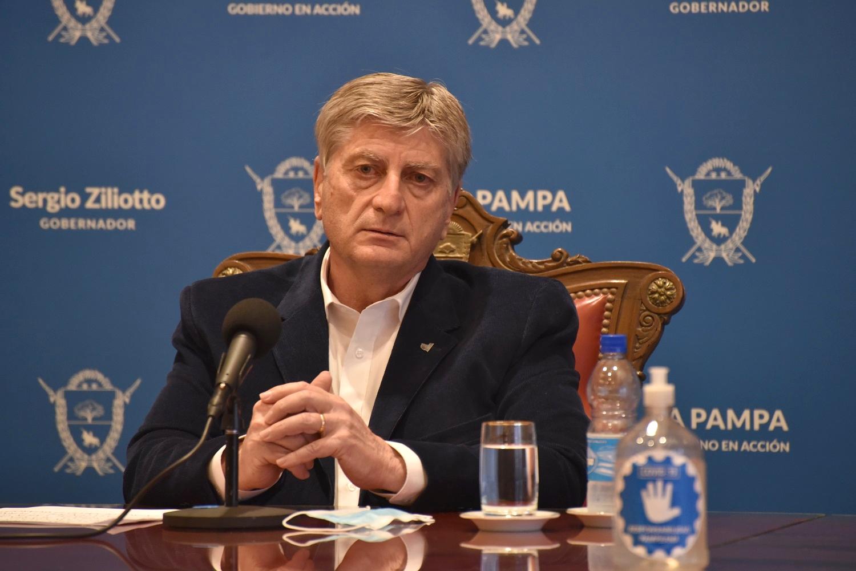 """COVID-19: Sergio Ziliotto anunció que General Pico pasa a Fase 2 para """"cortar esta cadena de contagios incipientes"""" y """"proteger la economía de la ciudad"""""""