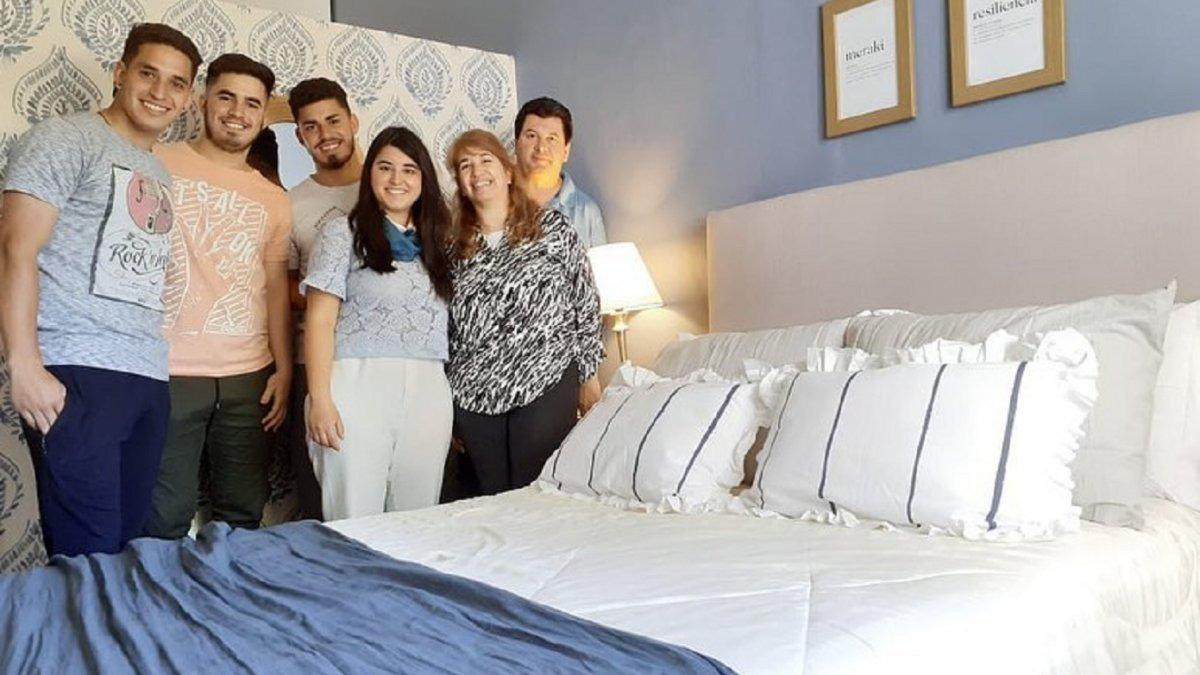 Familia piquense obtuvo un concurso nacional de decoración y ahora necesita que todos votemos para seguir cumpliendo su sueño