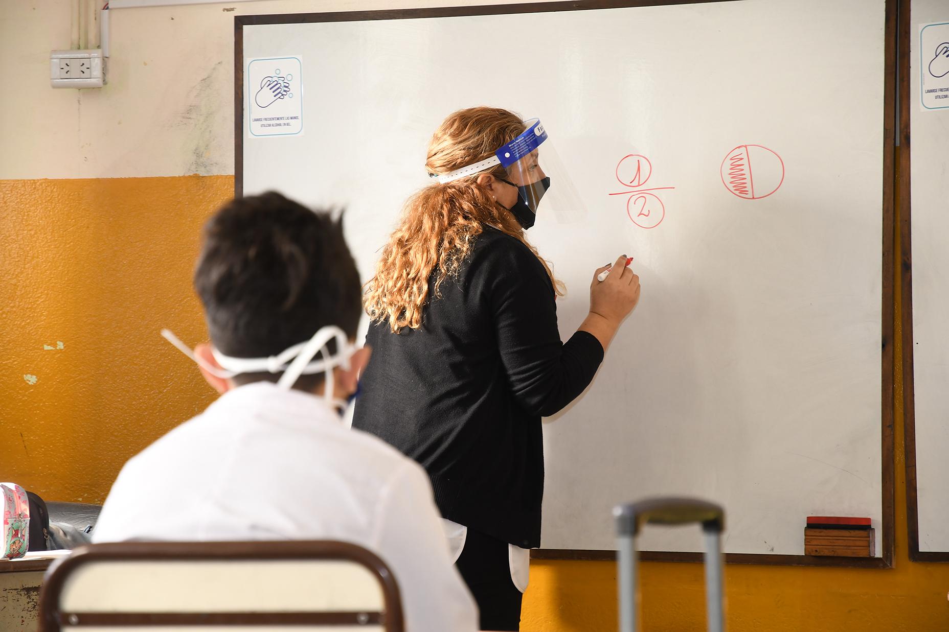 Más de 22.000 alumnos regresaron a las aulas en La Pampa: Se trata del 23% de los estudiantes del sistema educativo provincial
