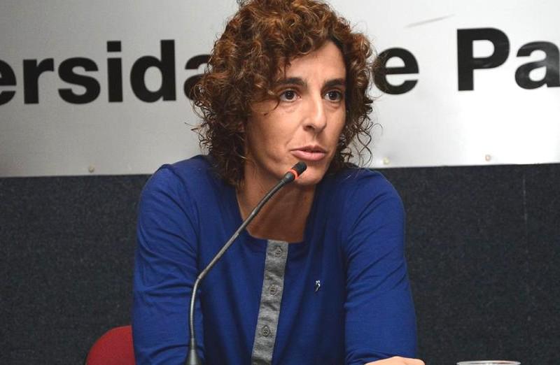 Anna Elías, la pampeana que hoy es coordinadora de Cine.Ar TV y Cine.Ar Play