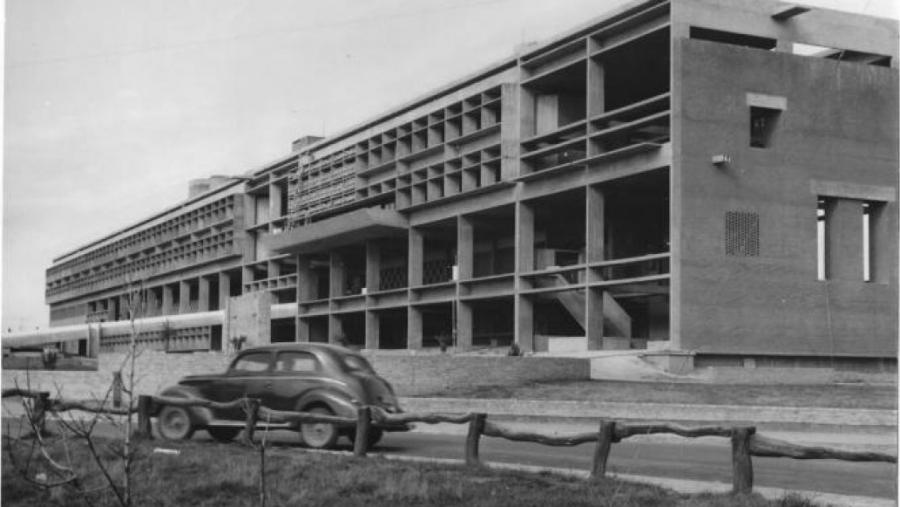 La Casa de Gobierno y Terminal de Ómnibus de Santa Rosa fueron declaradas «Patrimonio Pampeano»
