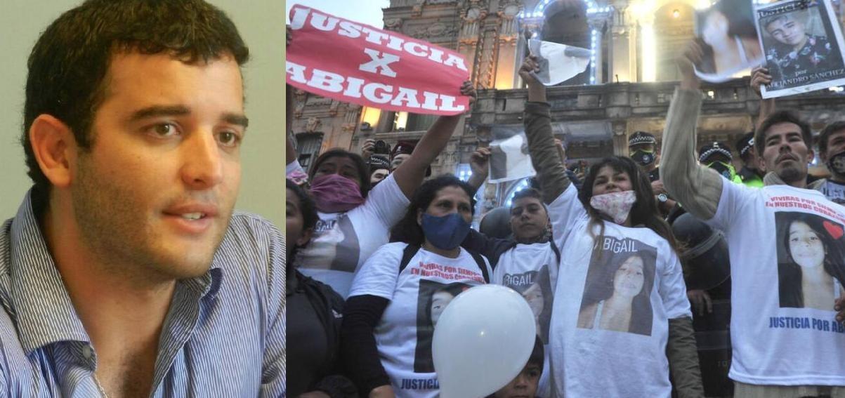 Tras el caso de Abigail Riquel, un diputado salteño pidió que se aplique la pena de muerte para violadores y asesinos en Argentina