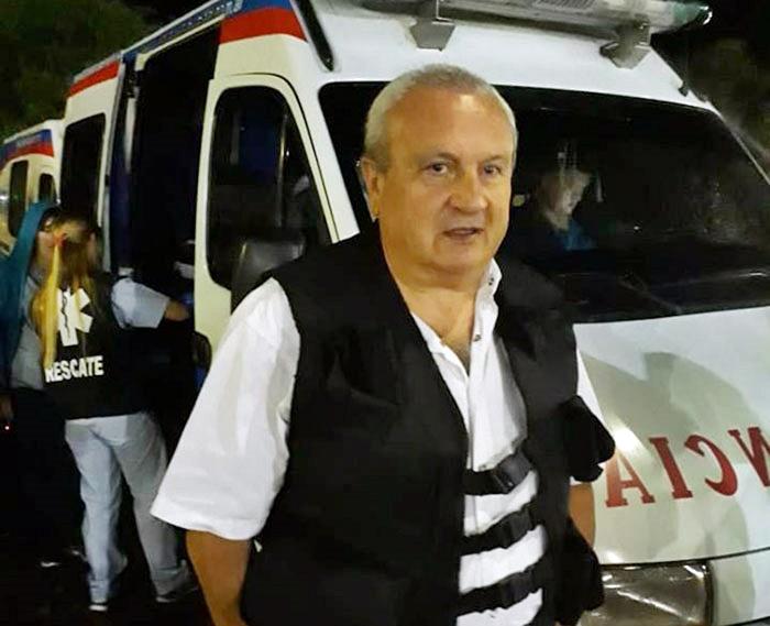 """""""Hace muchos años que los certificados de defunción se hacen mal"""", dijo el médico forense, Juan Carlos Toulouse"""