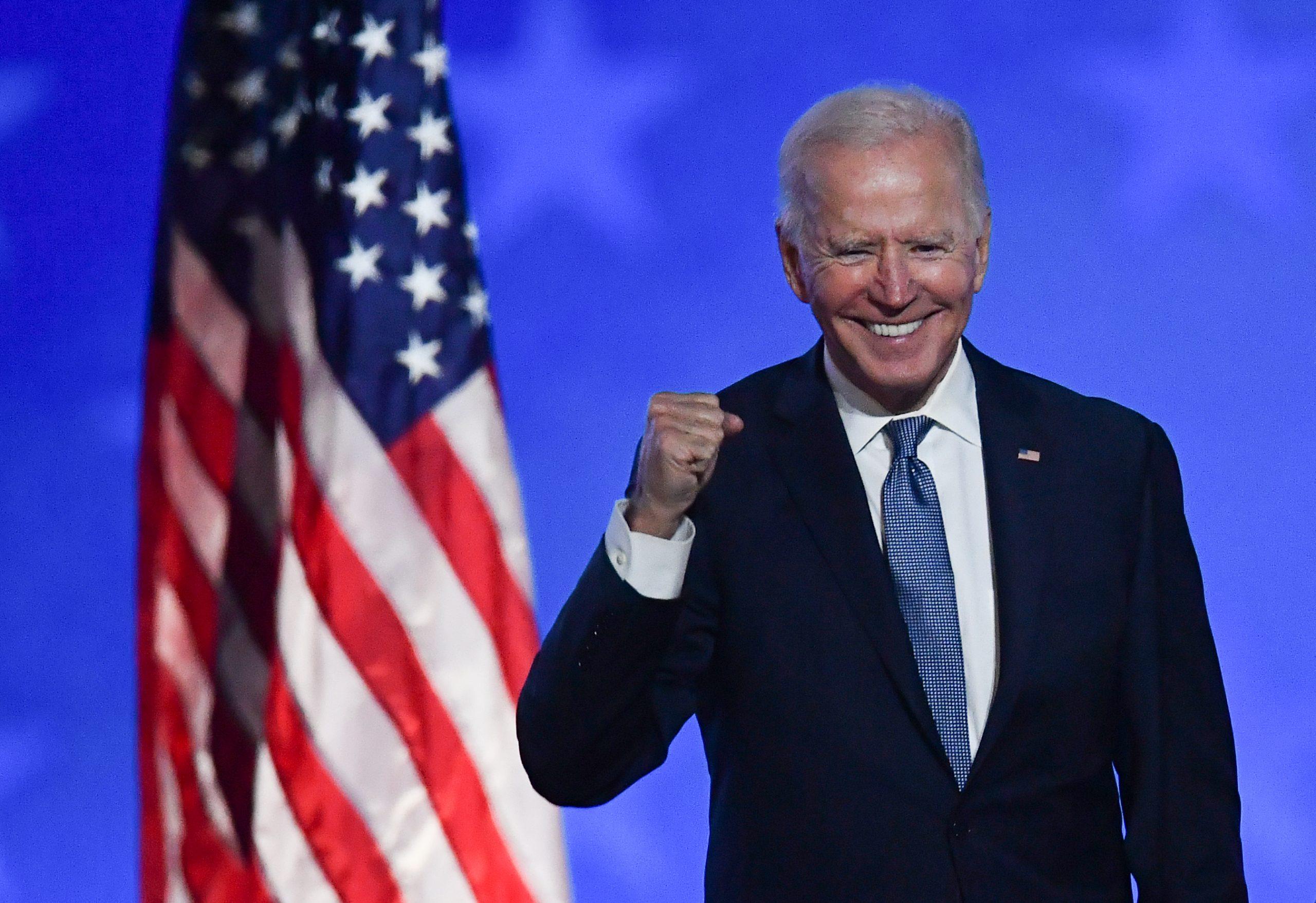 Biden fue electo presidente de Estados Unidos tras triunfar en Pensilvania