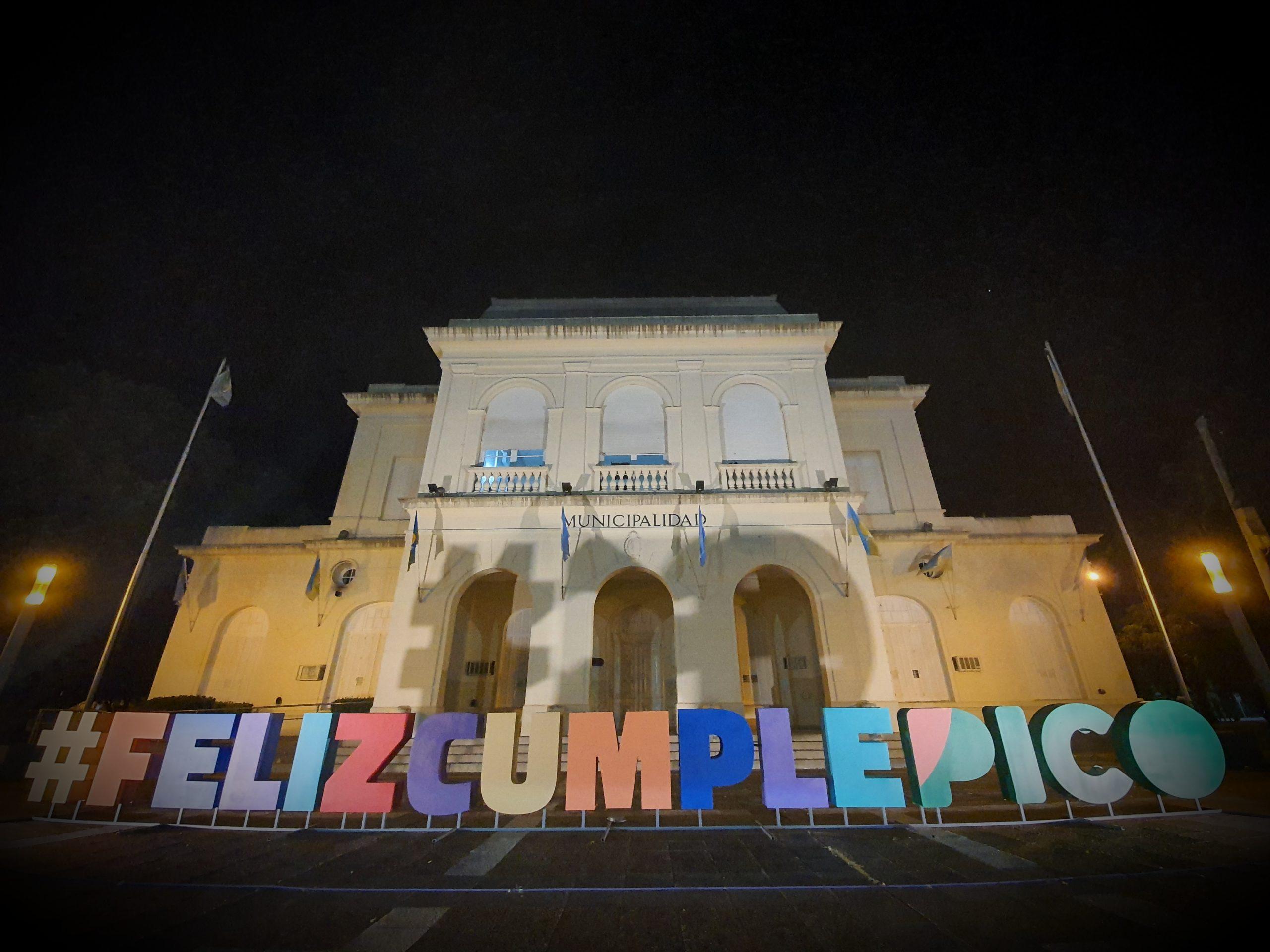 ¡Hoy se conmemora el 115° aniversario de General Pico!