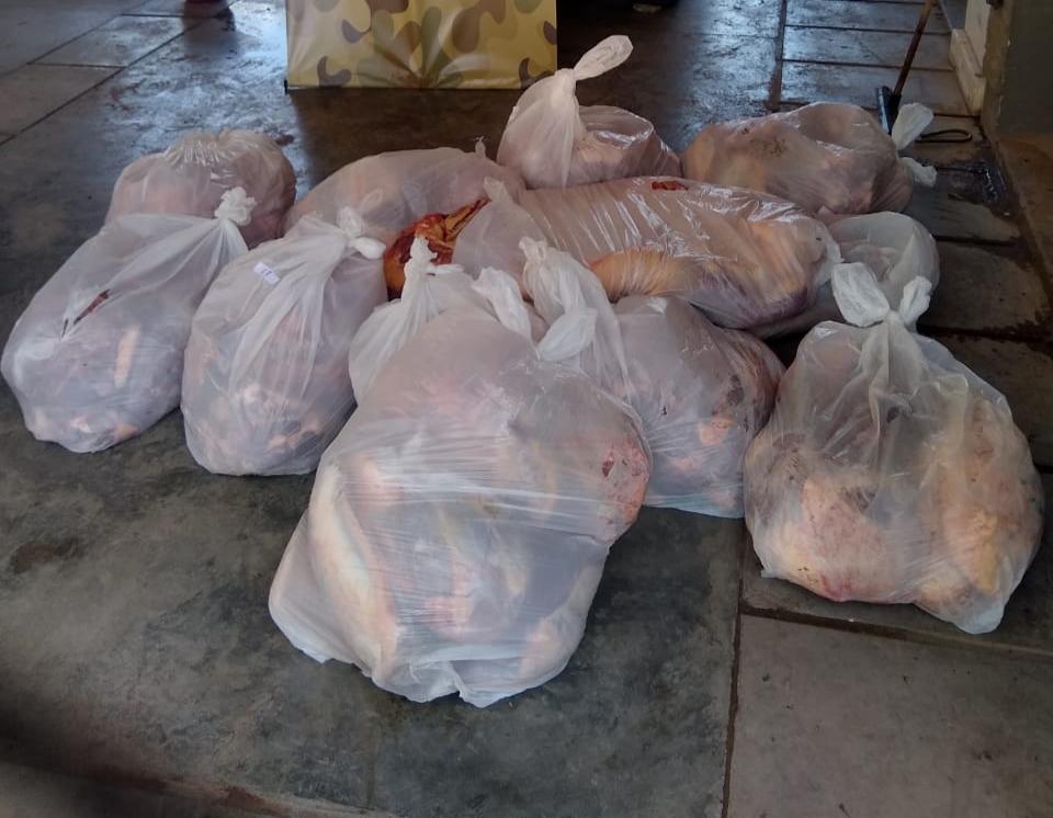 La Pampa: interceptan y decomisan vehículo con 350 kilos de carne transportada en forma ilegal