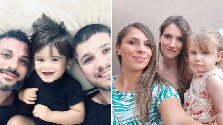 Familias homoparentales: cuando lo único que se necesita para ser madres y padres es amor