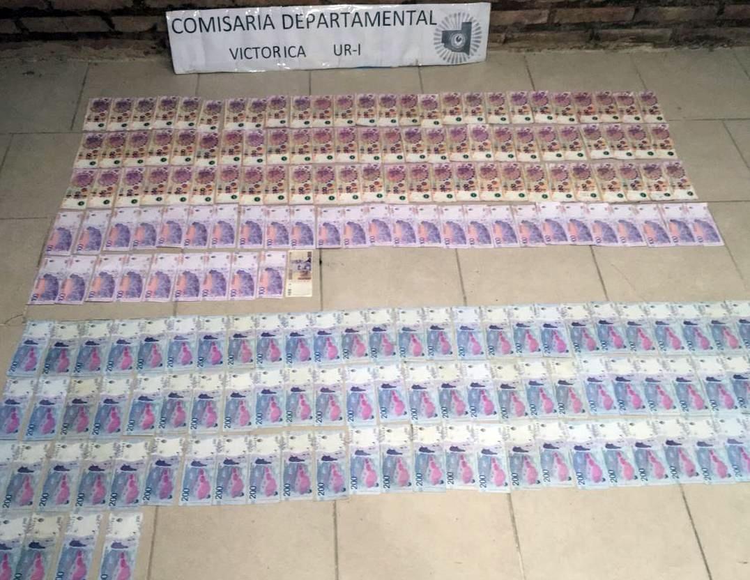 Victorica: Una mujer le sacó 28.000 pesos a un jubilado de 84 años