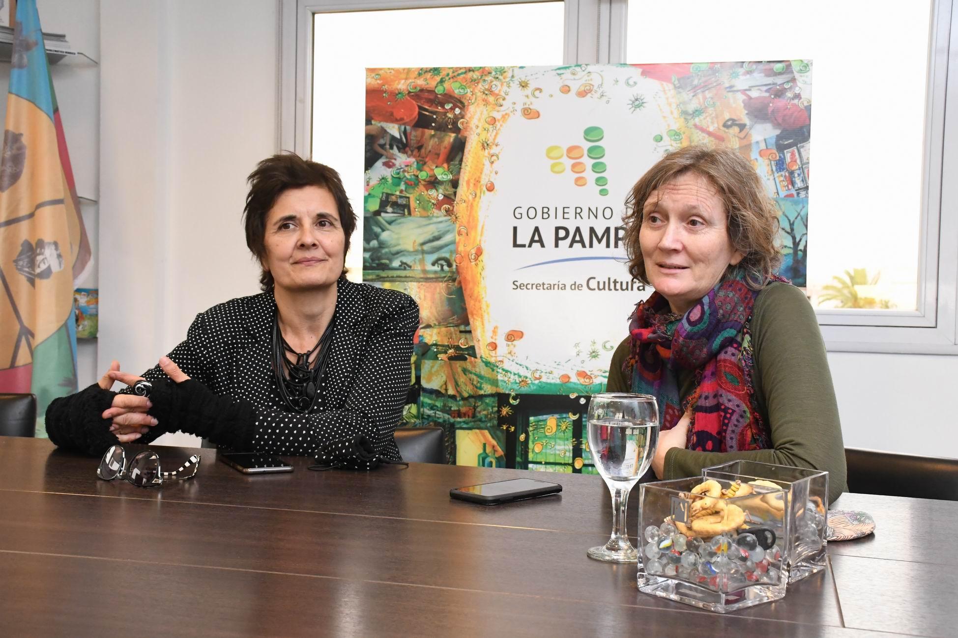 El Ente Cultura Patagonia, coordinado por La Pampa, continúa organizando actividades para toda la región