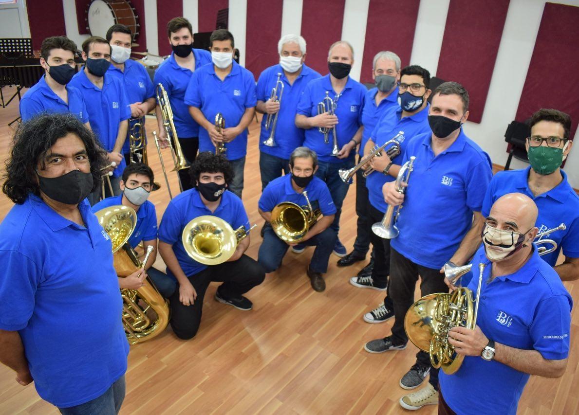 La Banda Sinfónica de La Pampa llegó con su música hasta Costa Rica