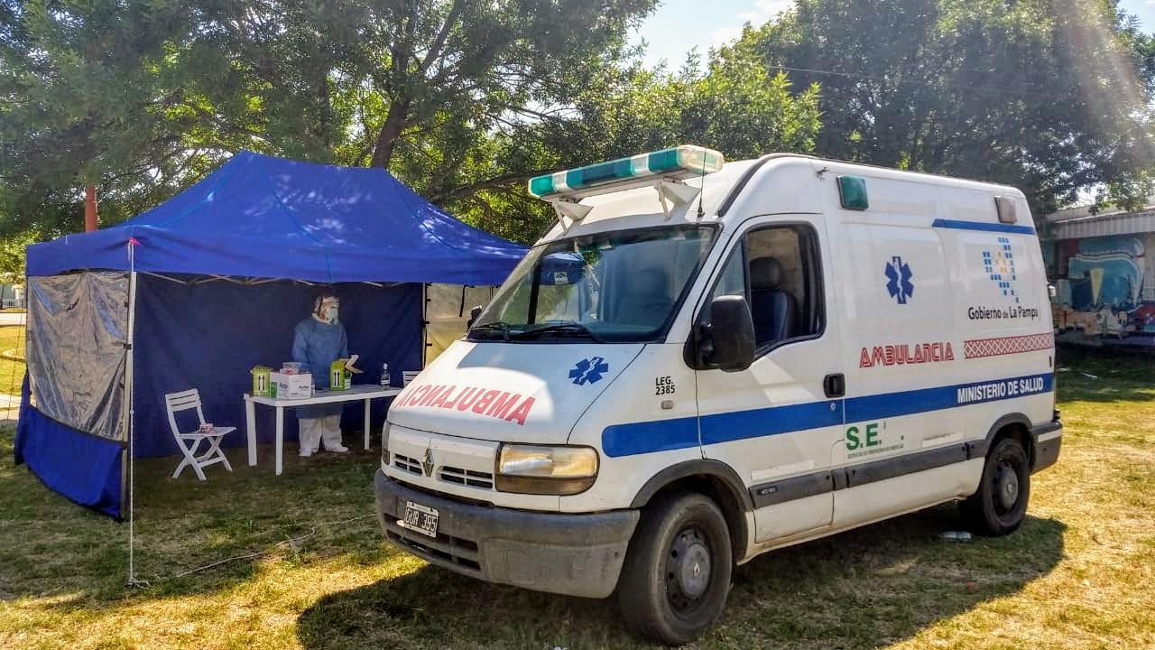 COVID-19: Se detectaron 74 casos en La Pampa, 12 en General Pico y no se reportaron muertes