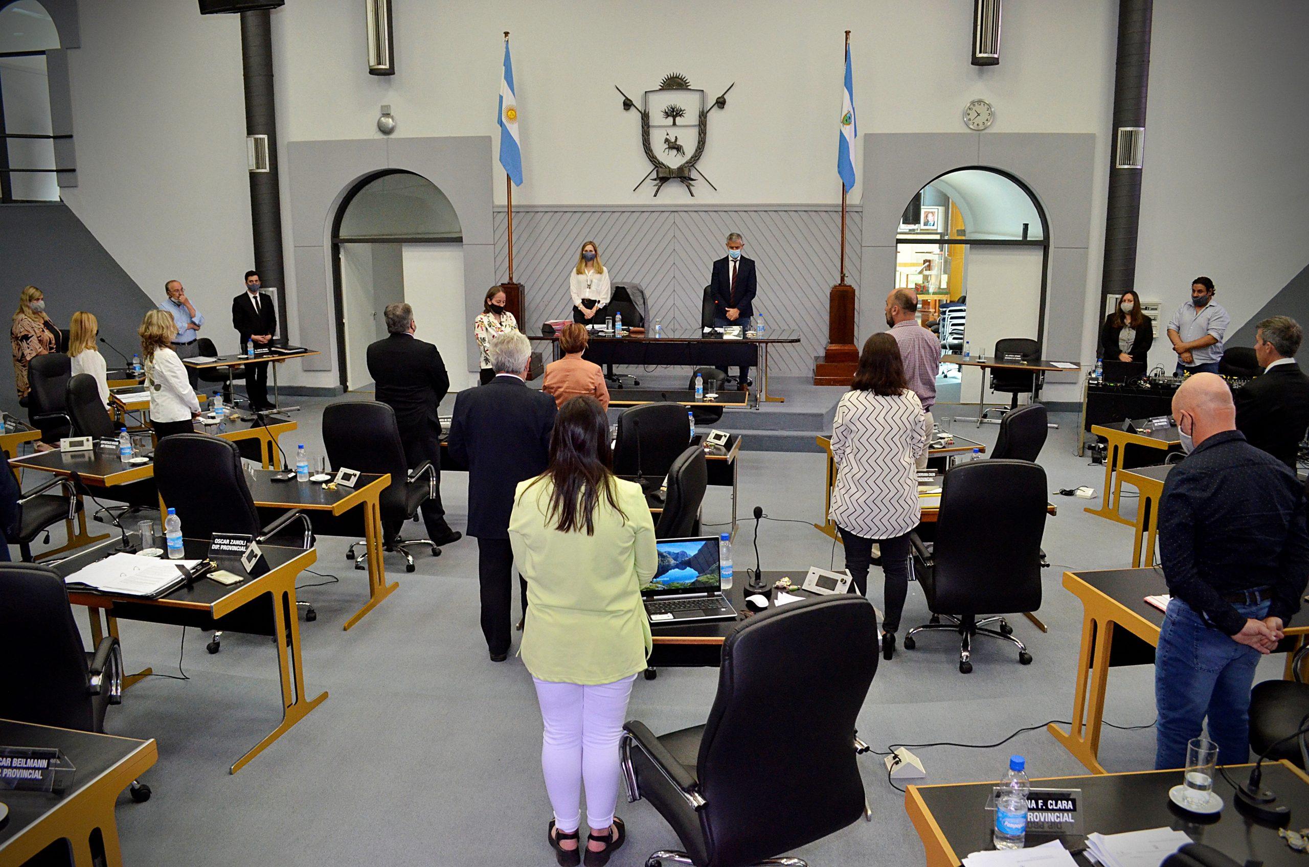Diputados: Se aprobó la creación del Programa de Huertas Escolares en todo el territorio de La Pampa
