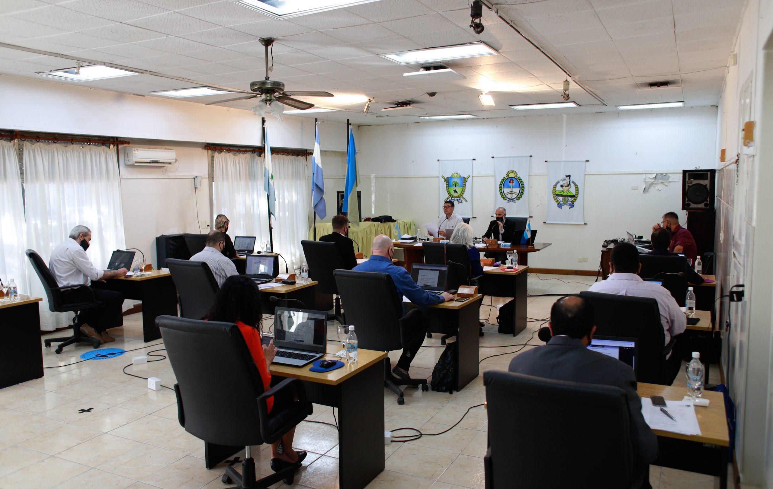 Pasó la vigésima sesión del Concejo Deliberante y habrá prórroga del período de ordinarias hasta el 31 de diciembre