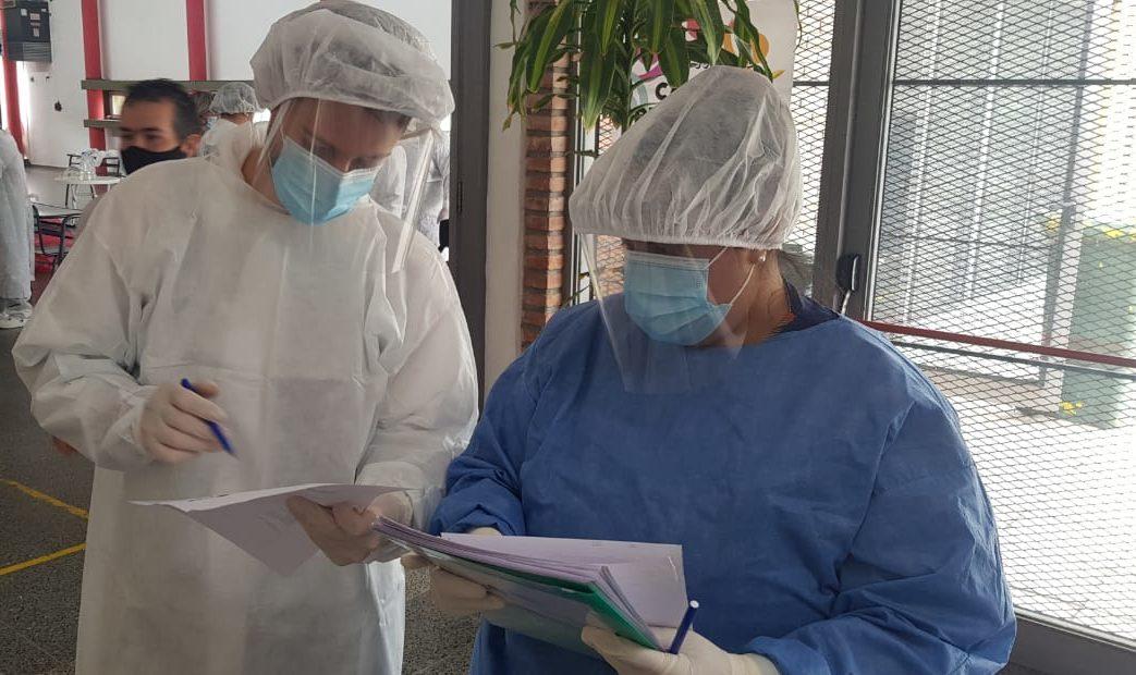 COVID-19 en La Pampa: en el día de hoy se registraron 120 nuevos casos, 55 de ellos en General Pico y no se reportaron fallecimientos
