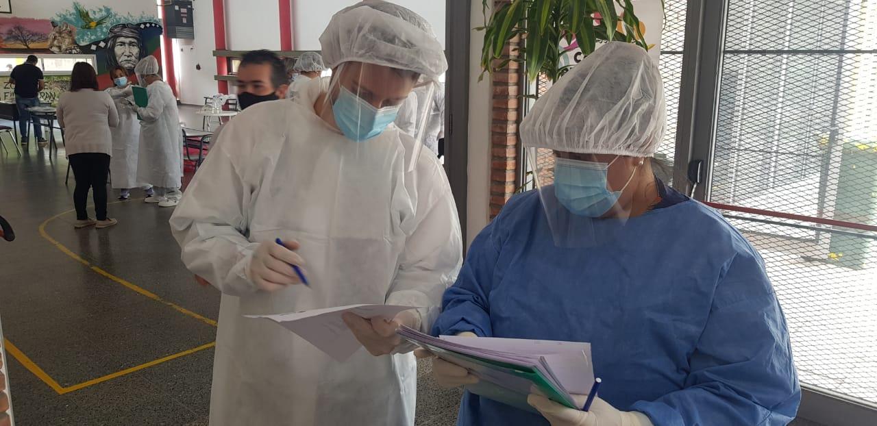 COVID-19: de 319 muestras analizadas, 77 nuevos diagnósticos positivos en La Pampa