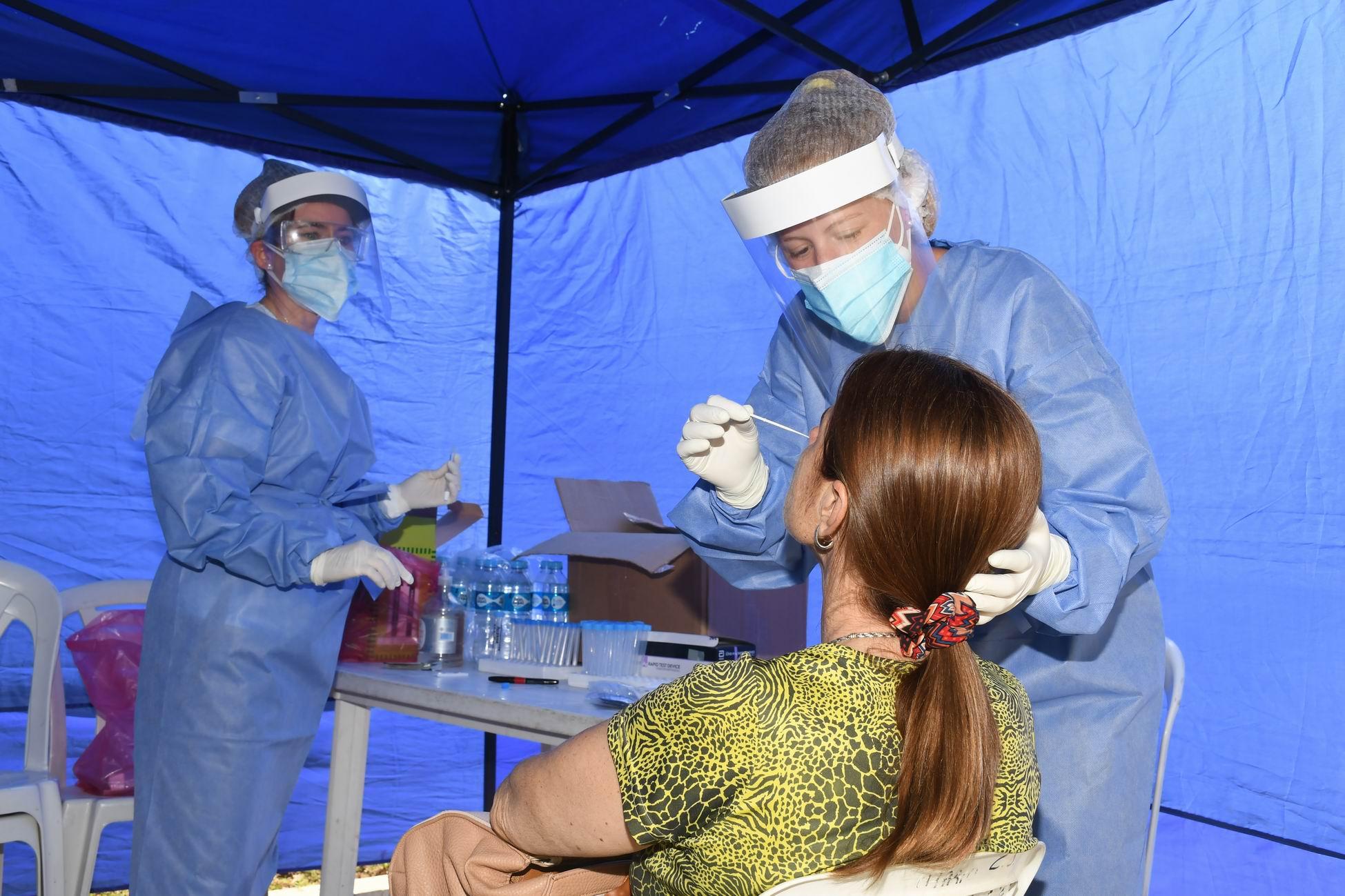 COVID-19: Hoy se detectaron 193 nuevos casos en La Pampa, 13 en General Pico