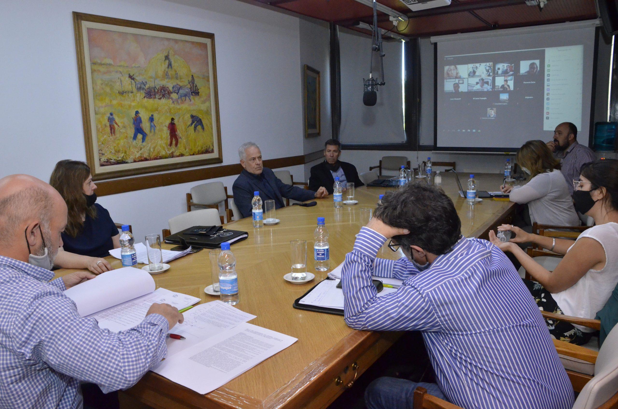"""Diputados: Despacho favorable para el proyecto que busca declarar área protegida al """"Salitral encantado"""""""