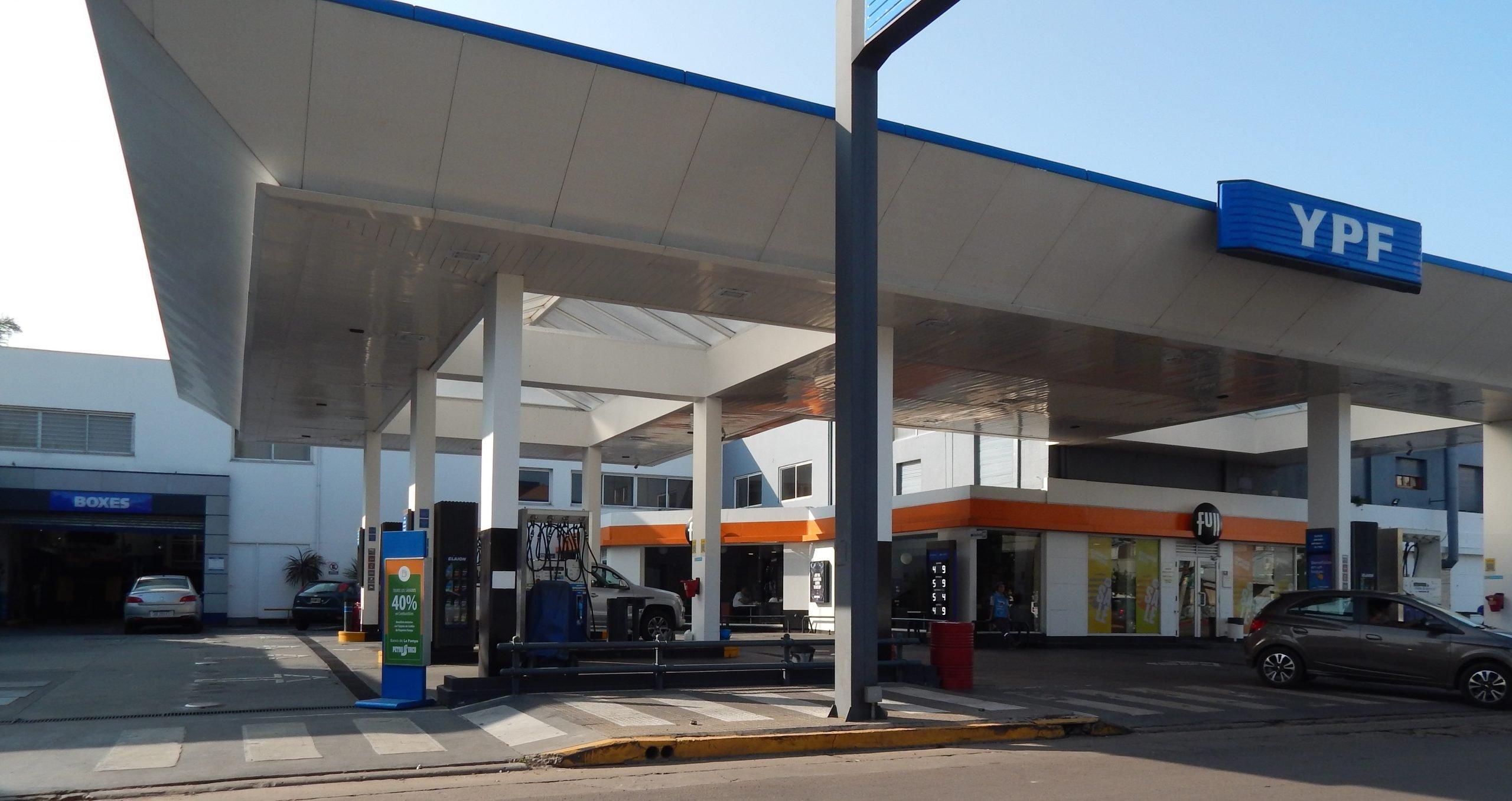 YPF aumentó el precio de los combustibles. Así quedaron los valores en General Pico