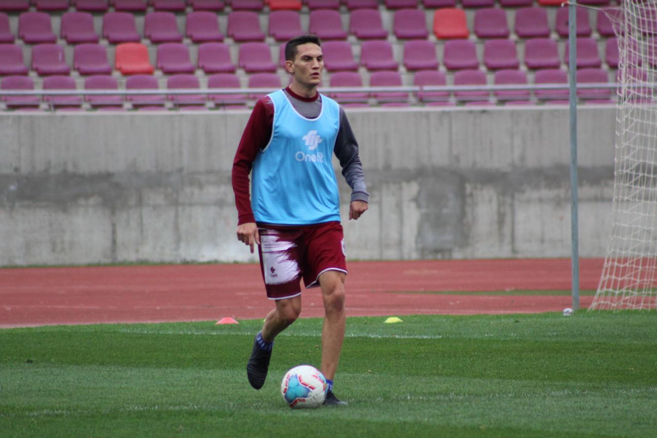 """Facundo Agüero: """"Jugar en el fútbol chileno es un lindo desafío"""""""