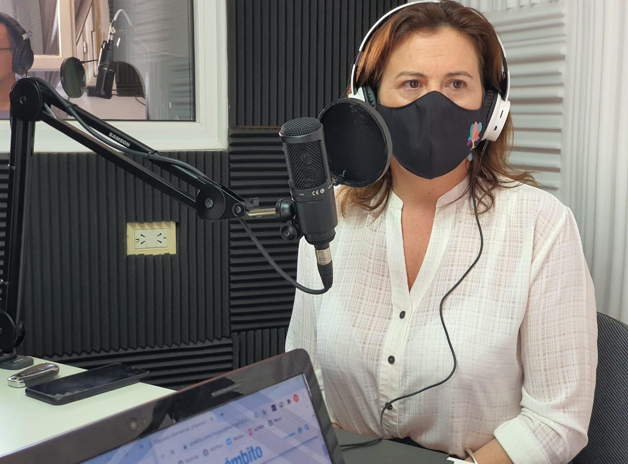 """Egresados 2020 y su acto académico: """"Hablé con el Ministerio de Educación y lo van a analizar, creo que es un planteo razonable"""", expresó Fernanda Alonso"""