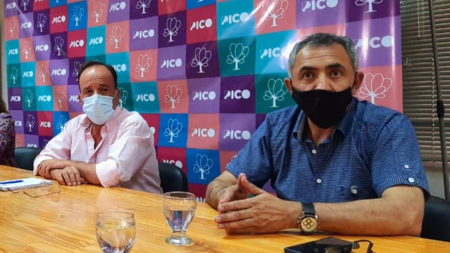 El Ministro de Seguridad encabezó reuniones de trabajo en General Pico a fin de coordinar acciones de trabajo
