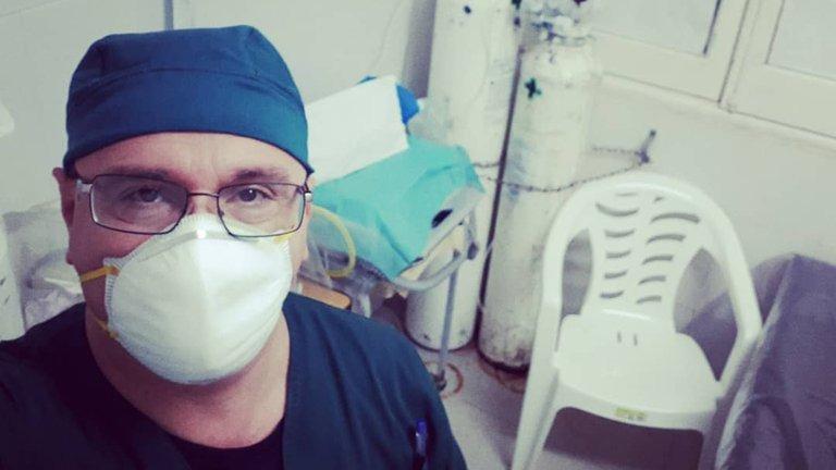 """""""Los alfileres de Pablo"""" y otras tres historias sobrenaturales de guardias hospitalarias contadas por un cirujano chaqueño"""