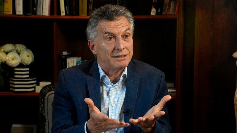 """Macri pidió contestar la carta al FMI que elaboraron los senadores oficialistas: """"Hay mucha gente que cree que hicimos eso (negociar con el FMI) para fugar capitales"""""""