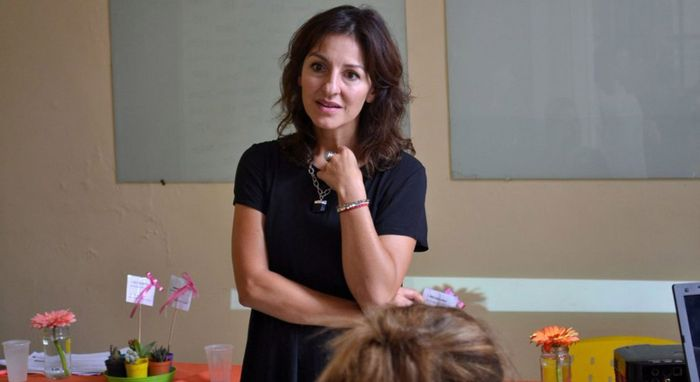"""Soledad Acuña: """"Algunos abusan de su rol y eligen adoctrinar antes que enseñar a pensar; con los chicos, no"""""""