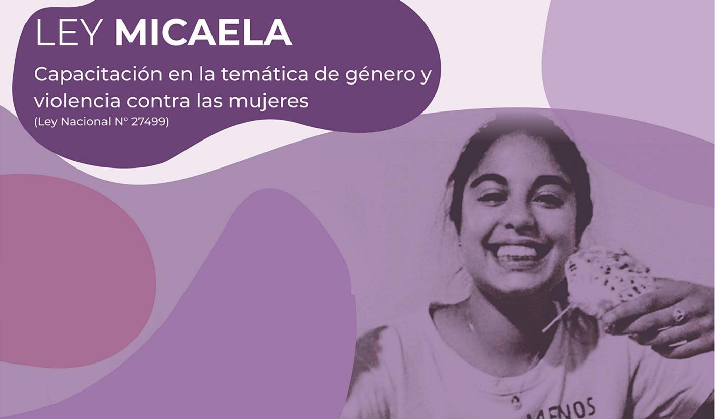"""""""Ley Micaela"""" en La Pampa: A partir del próximo martes habrá dos plataformas disponibles para las capacitaciones"""