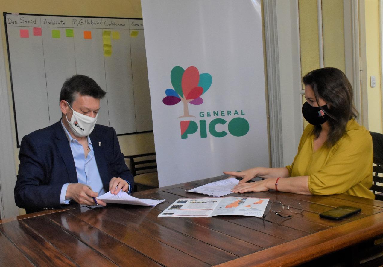 La municipalidad de General Pico editará un libro para el «reconocimiento y prevención de accidentes por animales ponzoñosos» con la UNLPam