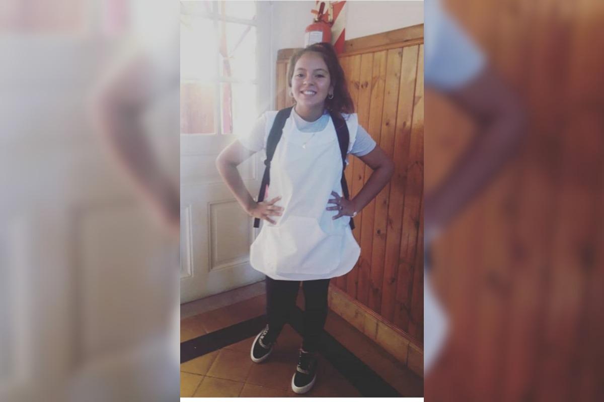 """La madre de Agustina Bordón, la pequeña de 12 años trasladada a Santa Rosa, expresó que """"ella va evolucionando favorablemente como estábamos esperando"""""""