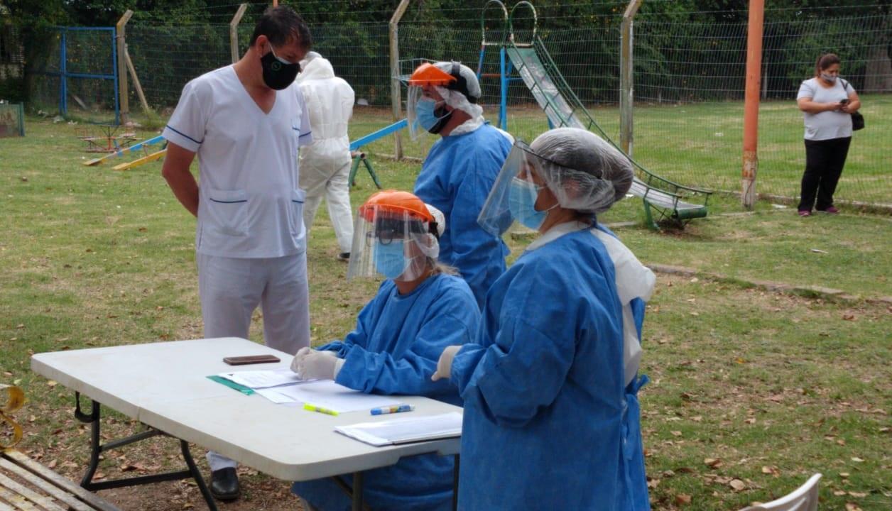 COVID-19: Hoy se detectaron 205 nuevos casos, 48 en General Pico y hay más de 13 mil personas aisladas