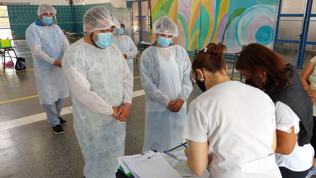 COVID-19: Hoy se detectaron 110 nuevos casos en La Pampa, 15 en General Pico