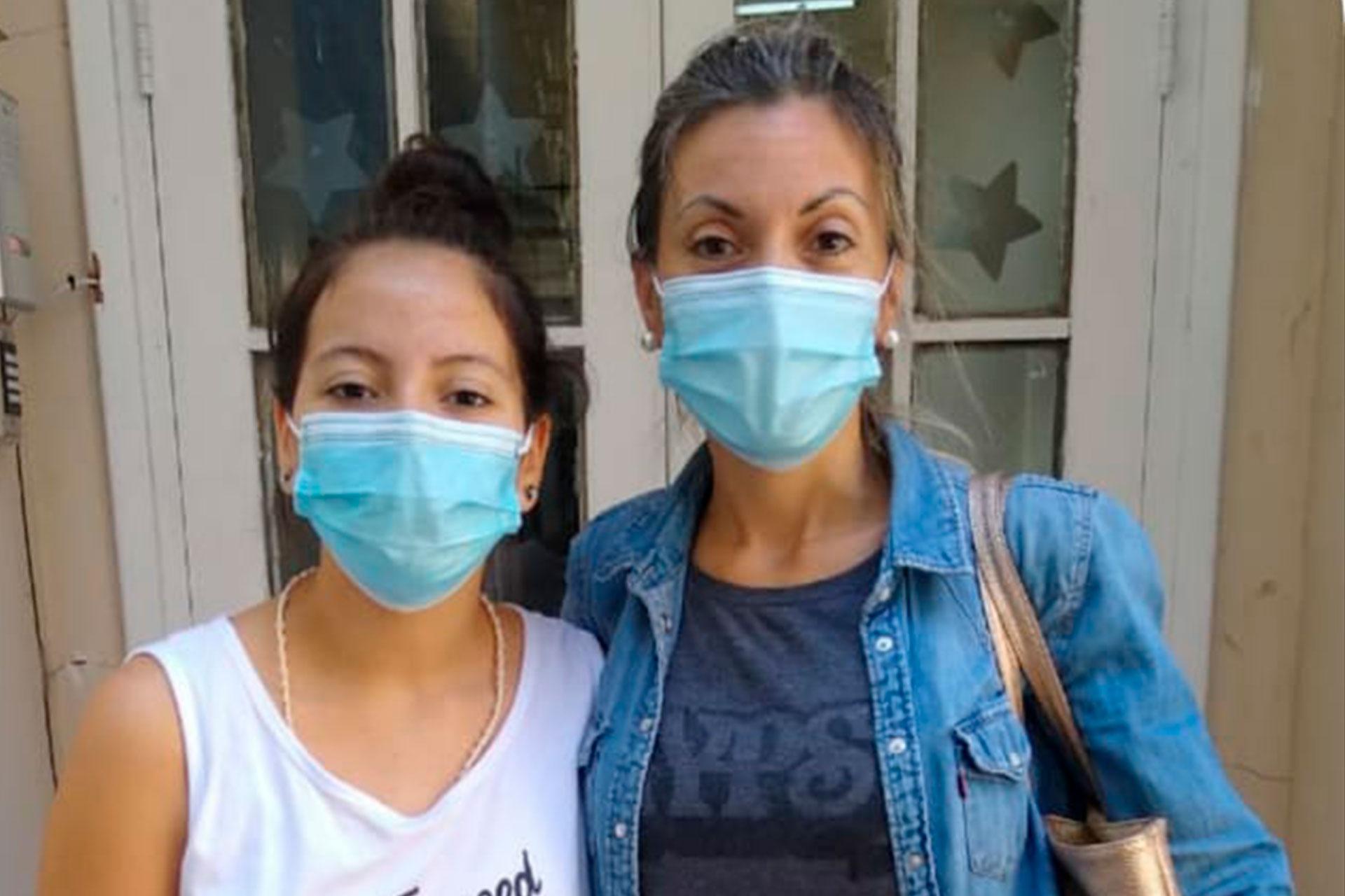 ¡La mejor noticia!: le dieron el alta médica a Agustina Bordón