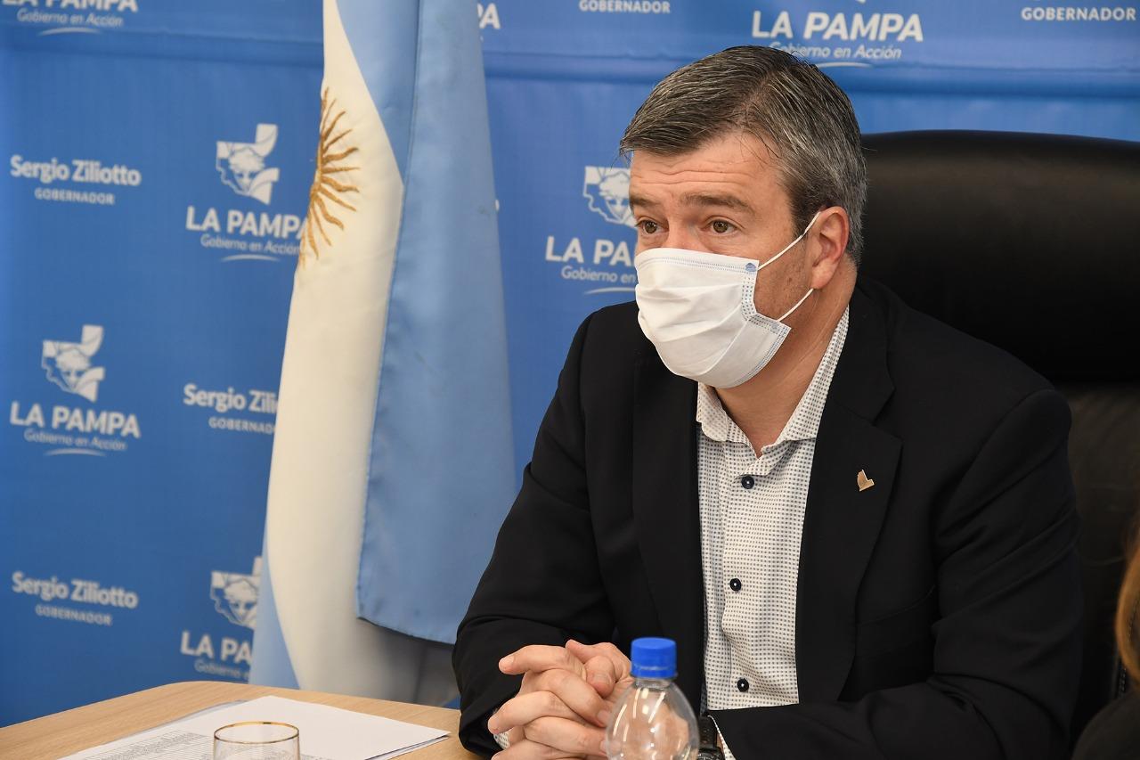 """""""El Pro Vida verano sería lanzado en los primeros días de enero de 2021"""", dijo el ministro de Desarrollo Social, Diego Alvarez"""