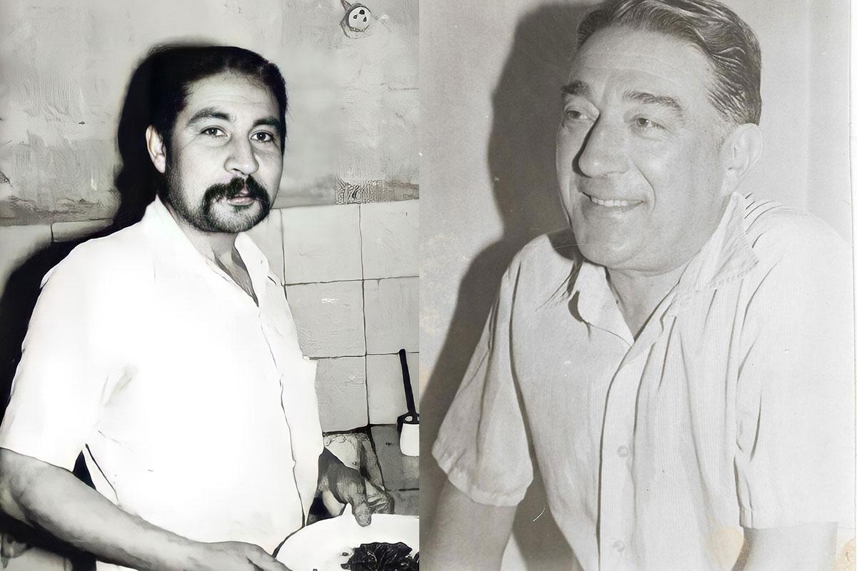 El día que Bustriazo y Morisoli fueron presos juntos