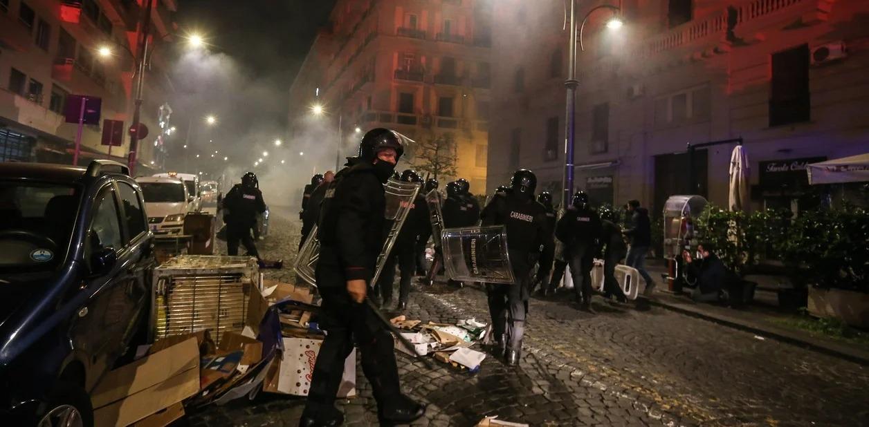 Italia: desesperanza y hartazgo frente a la nueva ola de infecciones
