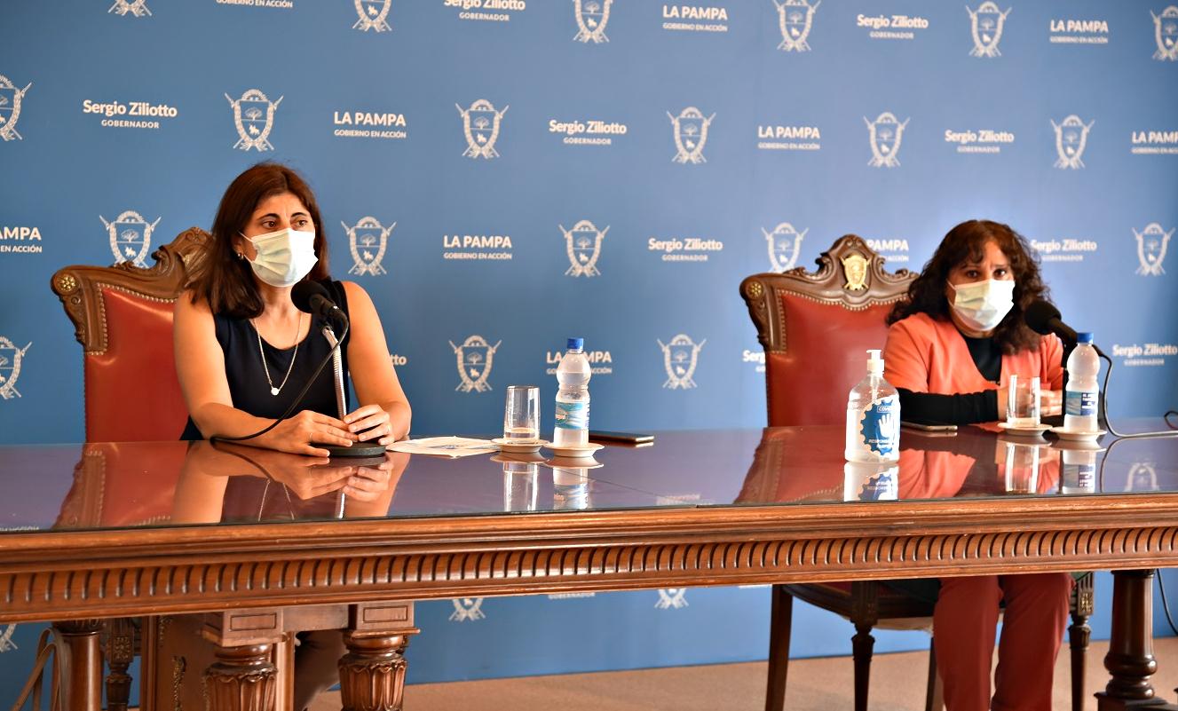 La Pampa: Los primeros en ser vacunados serán trabajadores esenciales de Salud de General Pico, Santa Rosa, General Acha y 25 de Mayo