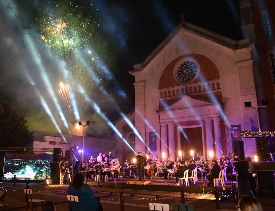 """Gran cierre del """"Compro en Pico"""" con un concierto de fin de año: """"La sensación de volver al escenario no se puede describir con palabras"""""""