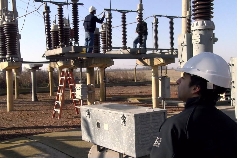 Anunciaron corte de energía total para 3 localidades pampeanas y una de Río Negro para el domingo